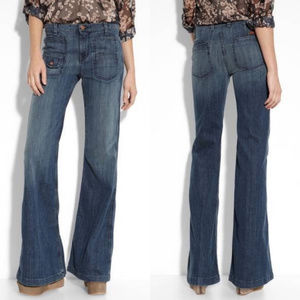 7 For All Mankind Jeans Georgia Trouser Wide Leg